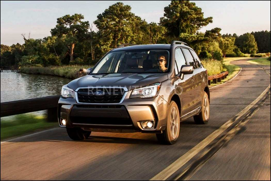20 All New 2020 Subaru Forester Turbo Exterior And Interior