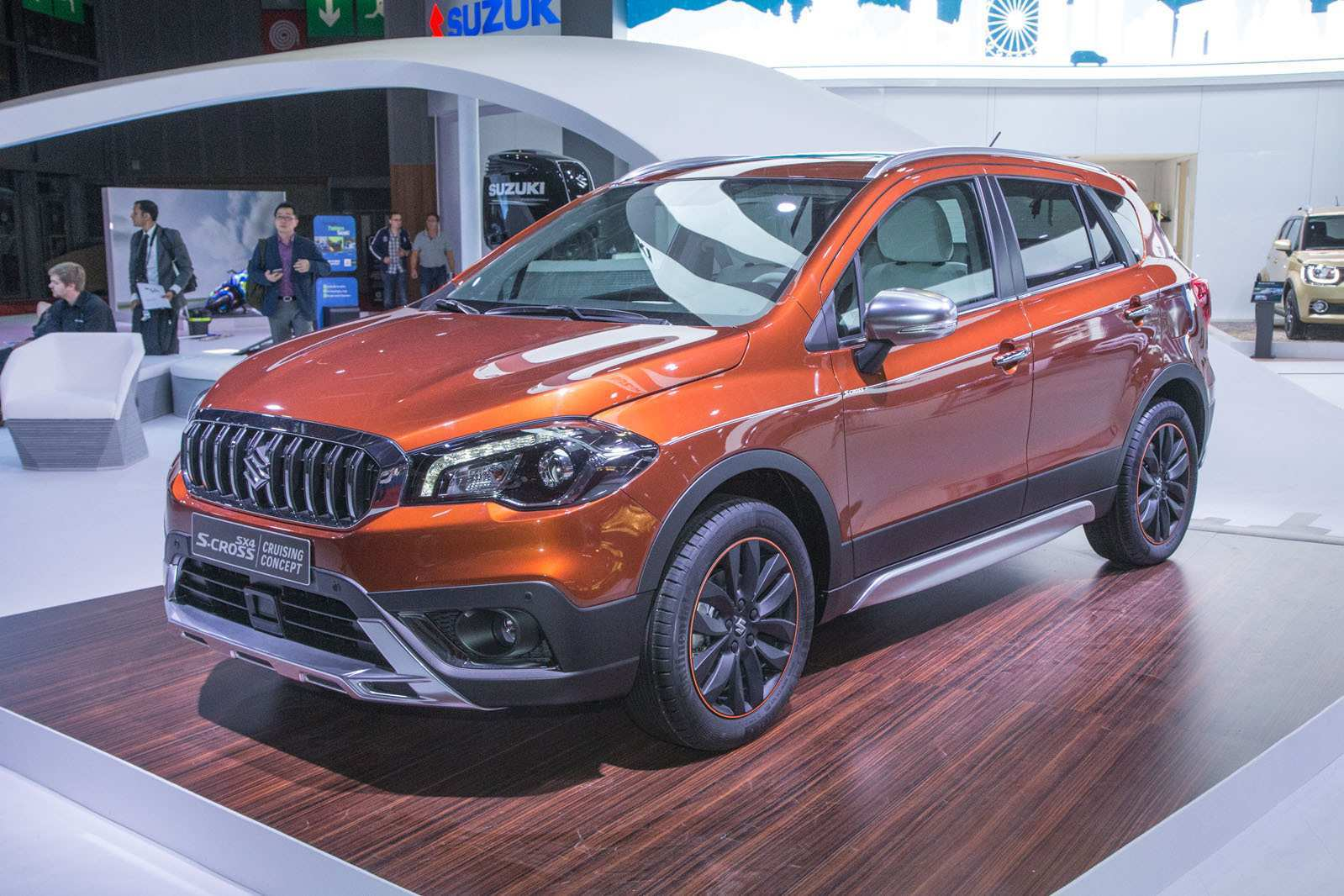 20 All New 2020 Suzuki Sx4 Interior
