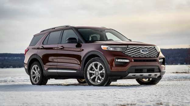 20 All New 2020 The Ford Explorer Redesign And Concept