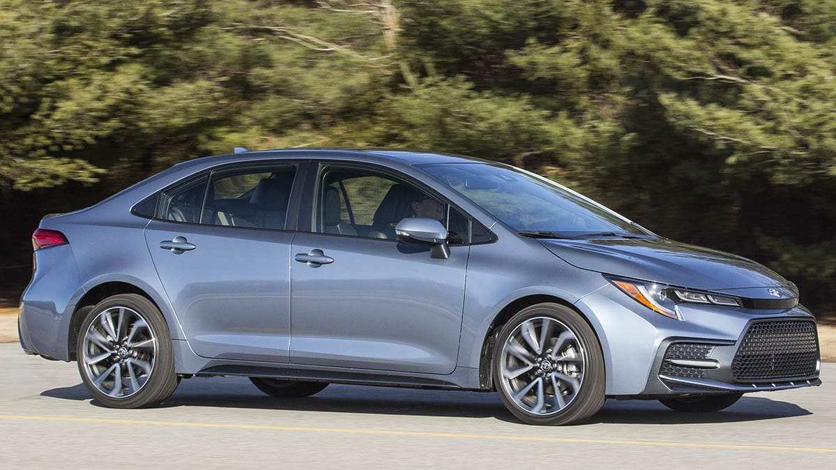 20 All New 2020 Toyota Corolla History