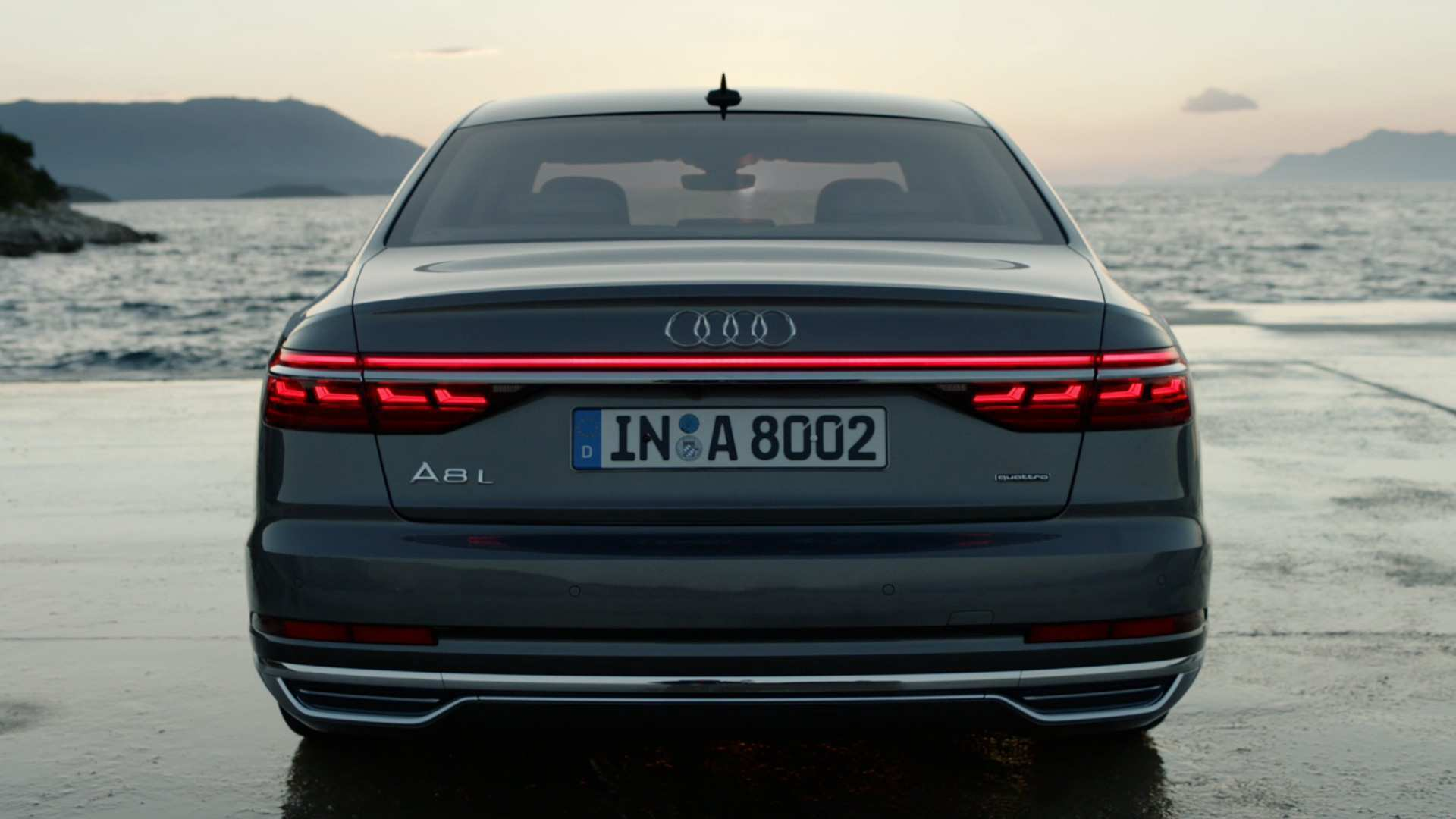20 All New Audi A8 Spesification