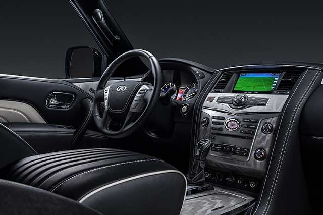 20 All New Infiniti Qx80 2020 Interior New Model And Performance