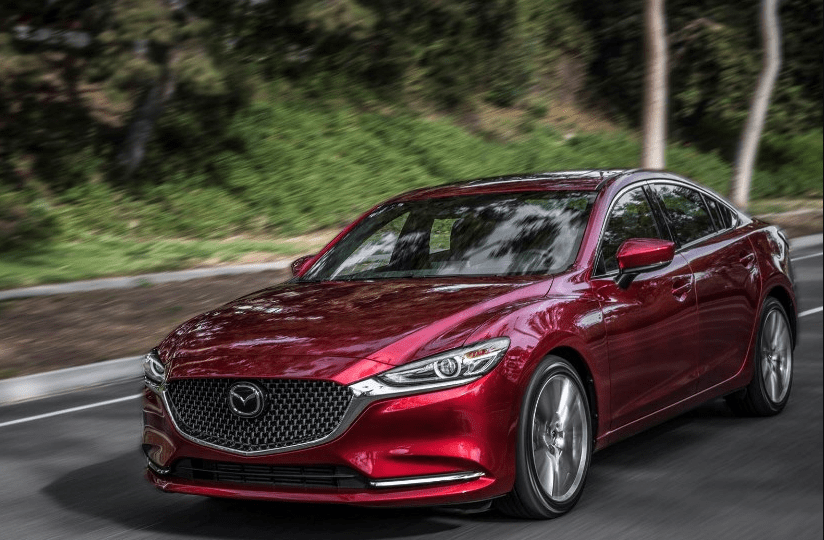 20 All New Mazda 6 Wagon 2020 Performance