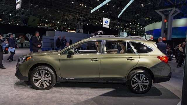 20 All New Subaru Outback 2019 Vs 2020 Overview