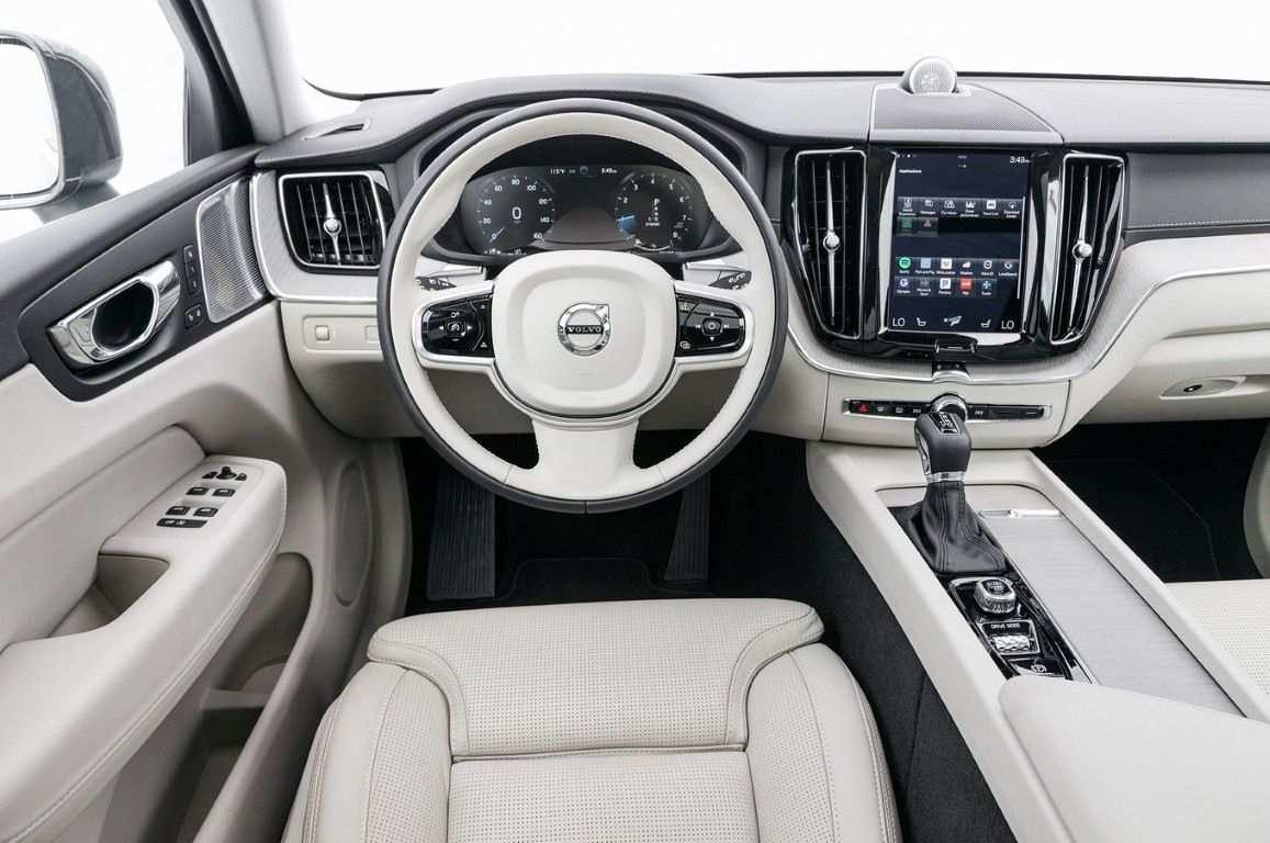 20 All New Volvo Xc90 2019 Interior Style
