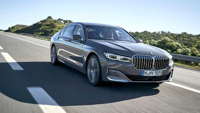 20 Best 2019 BMW 750Li Release Date And Concept