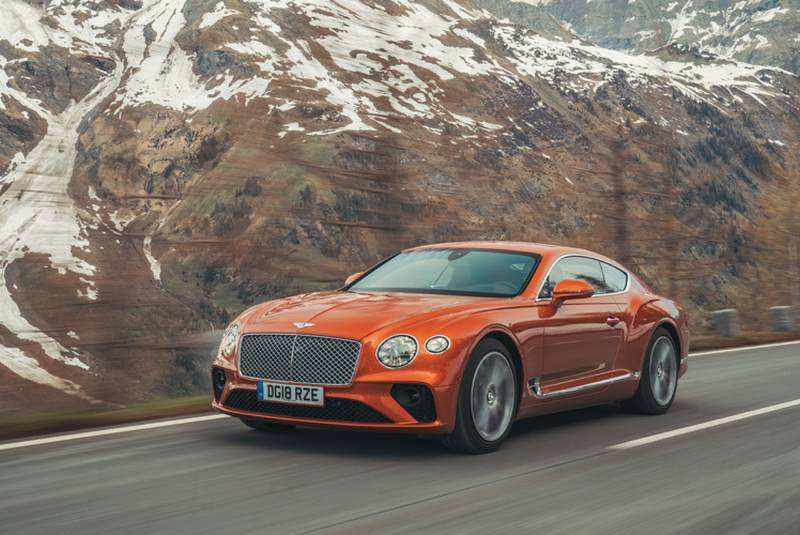 20 Best 2019 Bentley Continental GT Performance And New Engine