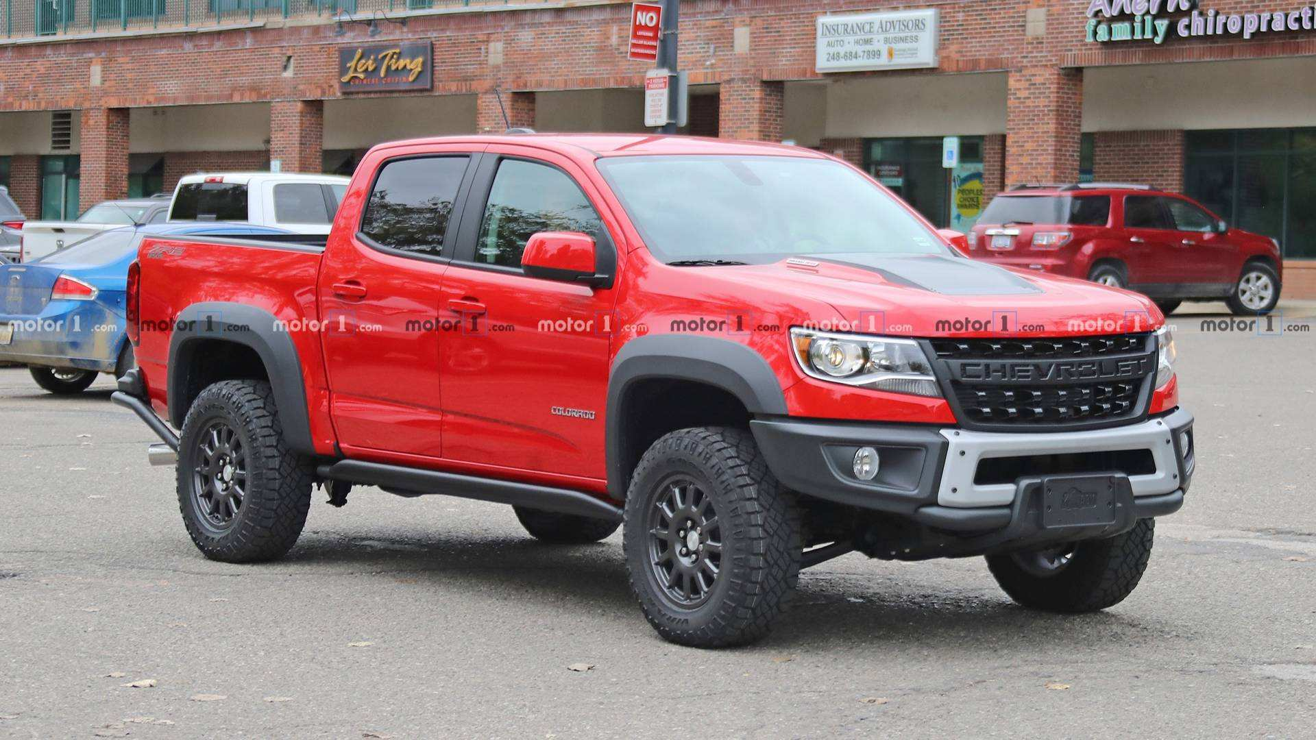 20 Best 2019 Chevrolet Colorado Z72 Release Date And Concept