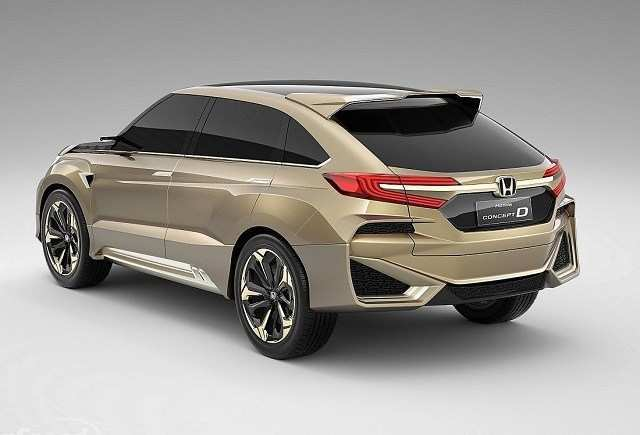 20 Best 2019 Honda Crosstour Photos