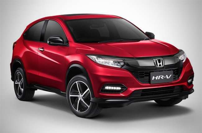 20 Best 2019 Honda HR V Release Date And Concept
