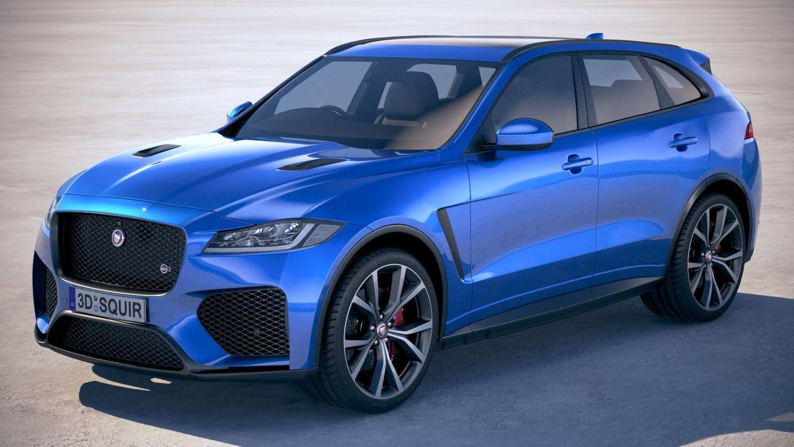 20 Best 2019 Jaguar F Pace Svr 2 Model