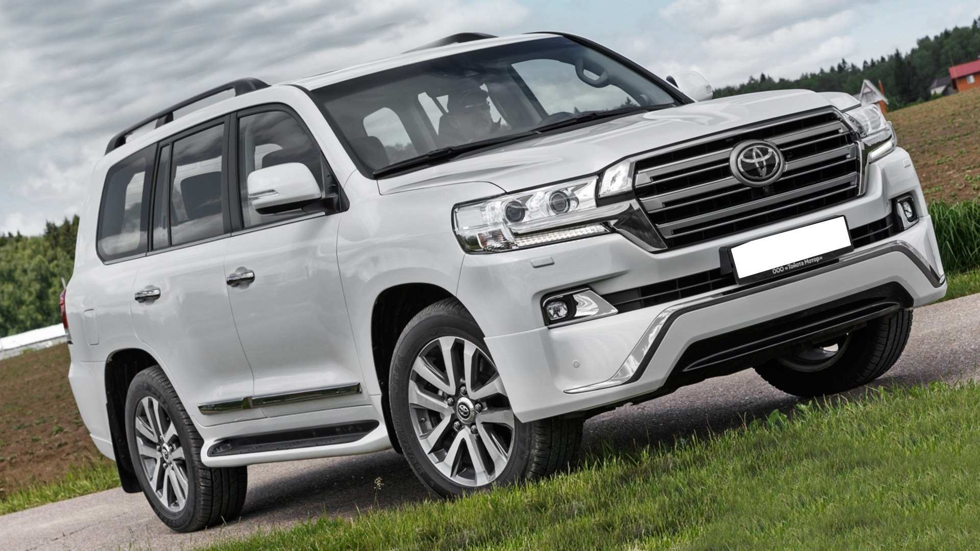 20 Best 2019 Toyota Land Cruiser Diesel First Drive