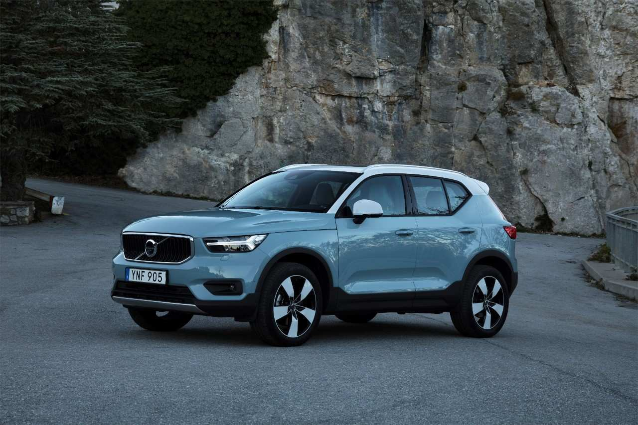 20 Best 2019 Volvo Hybrid Suv New Model And Performance