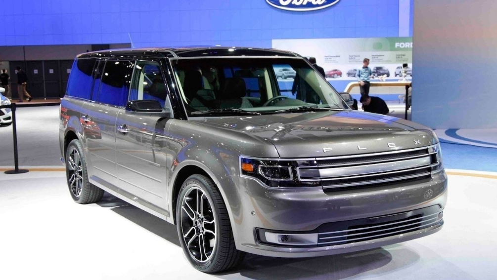 20 Best 2020 Ford Flex Redesign And Concept