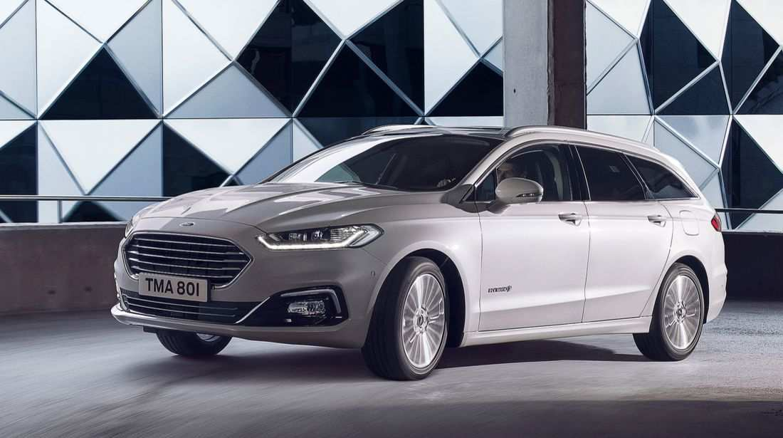 20 Best 2020 Ford Mondeo Vignale Picture