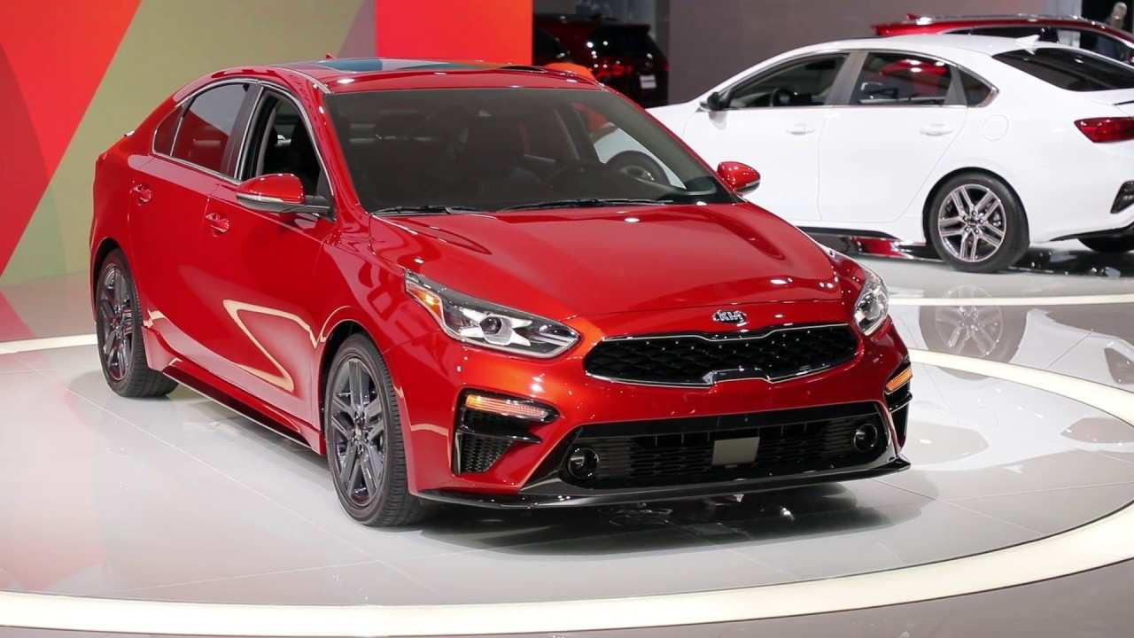 20 Best 2020 Kia Forte Gt Spy Shoot