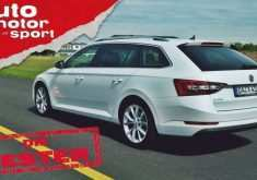2020 New Skoda Superb