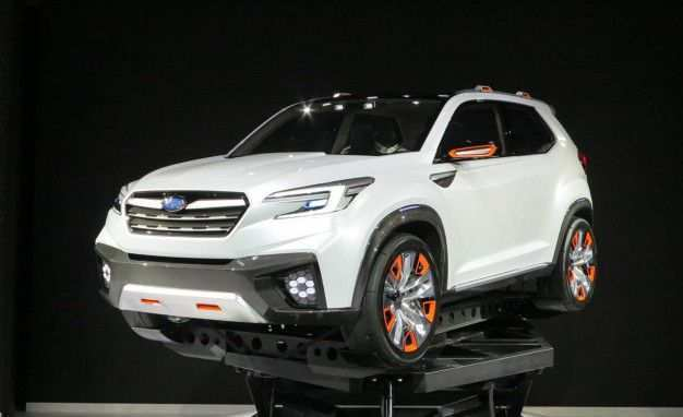 20 Best 2020 Subaru Outback Turbo Hybrid New Concept