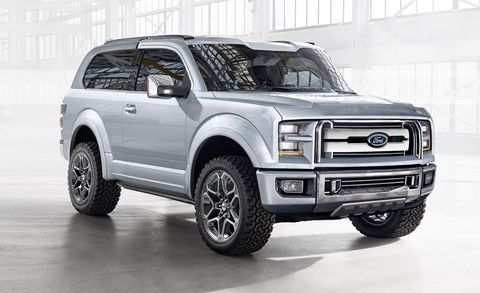 20 Best Build Your Own 2020 Ford Bronco Redesign And Concept