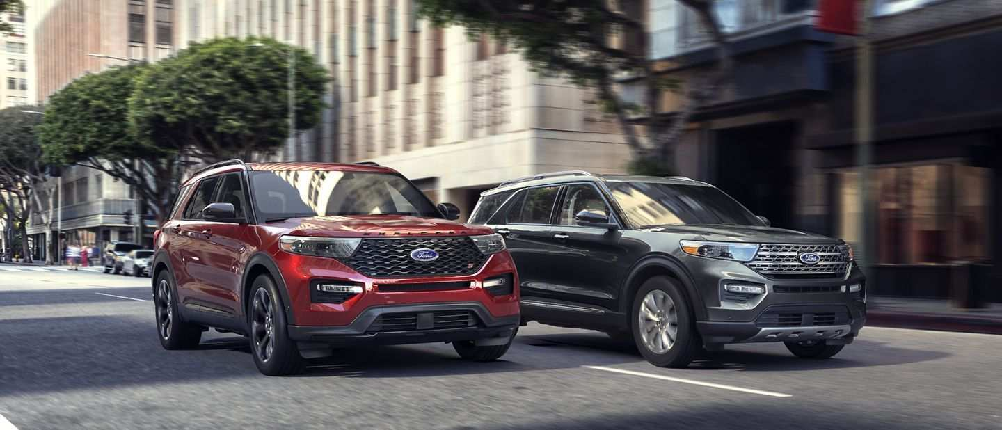 20 Best Ford Usa Explorer 2020 Overview