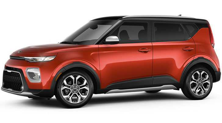 20 Best Kia X Line 2020 Picture