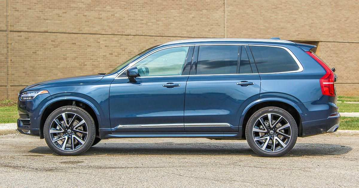 20 Best Volvo Xc90 2019 Interior Redesign And Concept