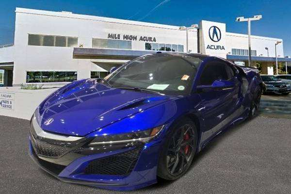 20 New 2019 Acura NSX Review And Release Date