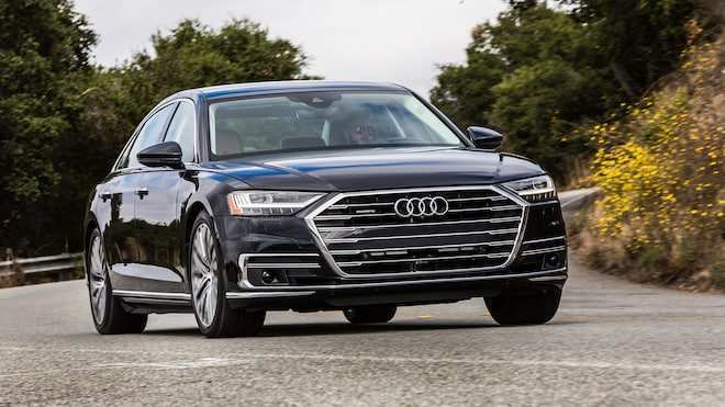 20 New 2019 Audi A8 L In Usa Interior