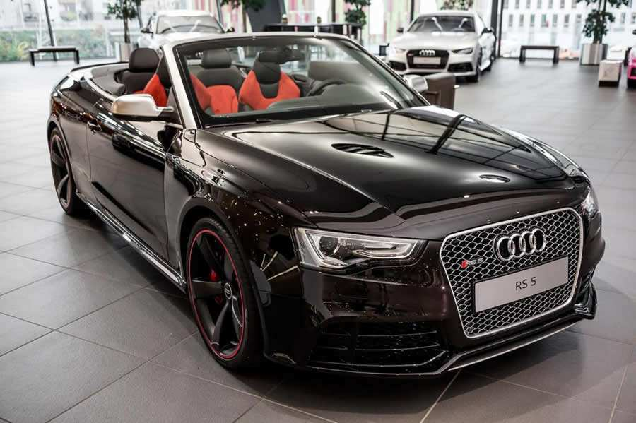 20 New 2019 Audi Rs5 Cabriolet Ratings