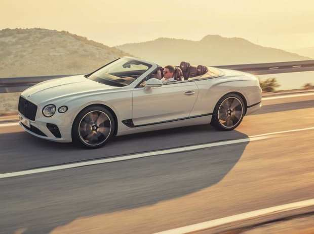 20 New 2019 Bentley Continental GT Research New