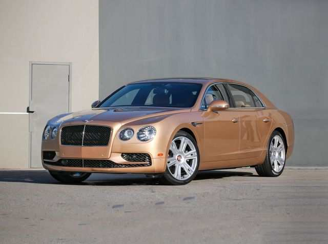 20 New 2019 Bentley Flying Spur Configurations