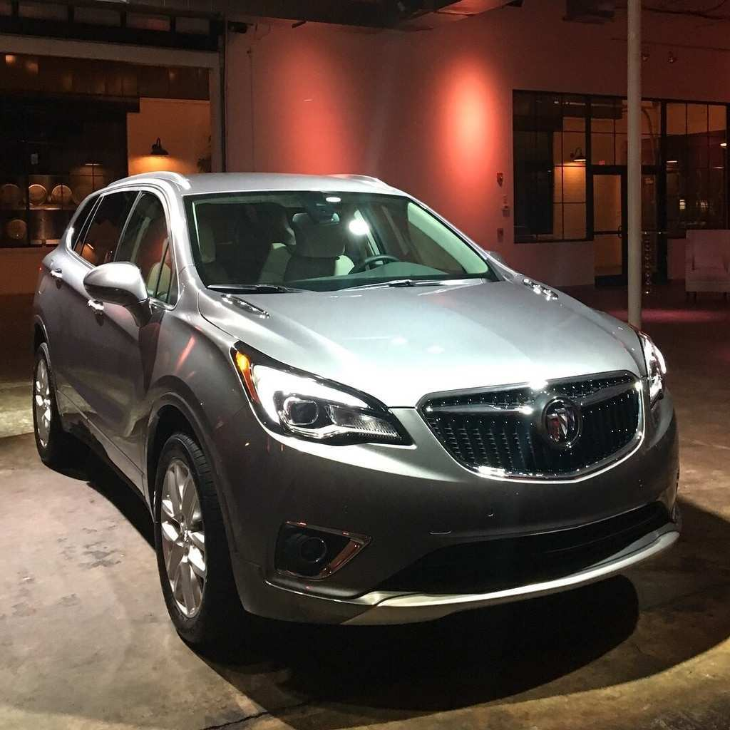 20 New 2019 Buick Envision Engine