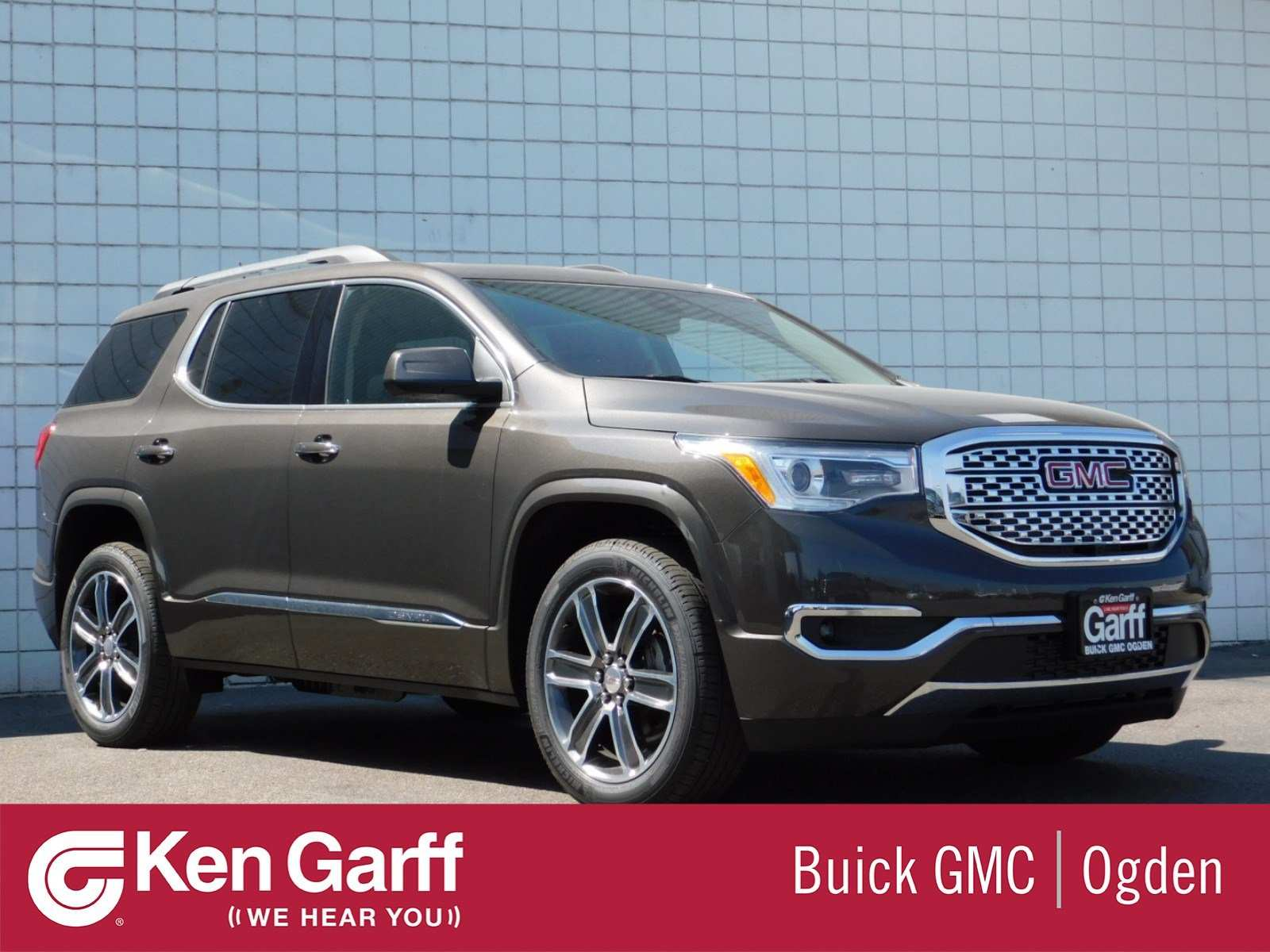 20 New 2019 Gmc Acadia Denali Redesign