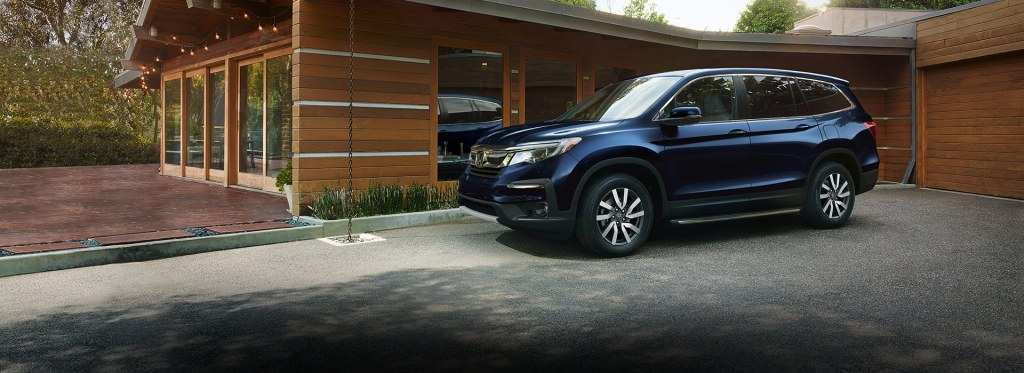20 New 2019 Honda Pilot Spy Performance And New Engine