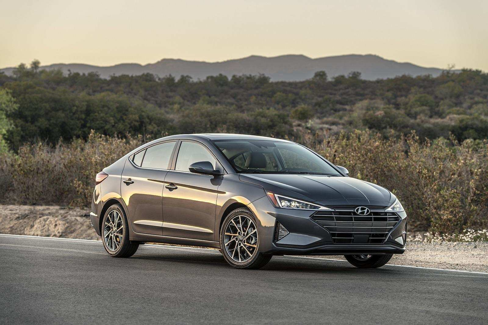20 New 2019 Hyundai Elantra Ratings