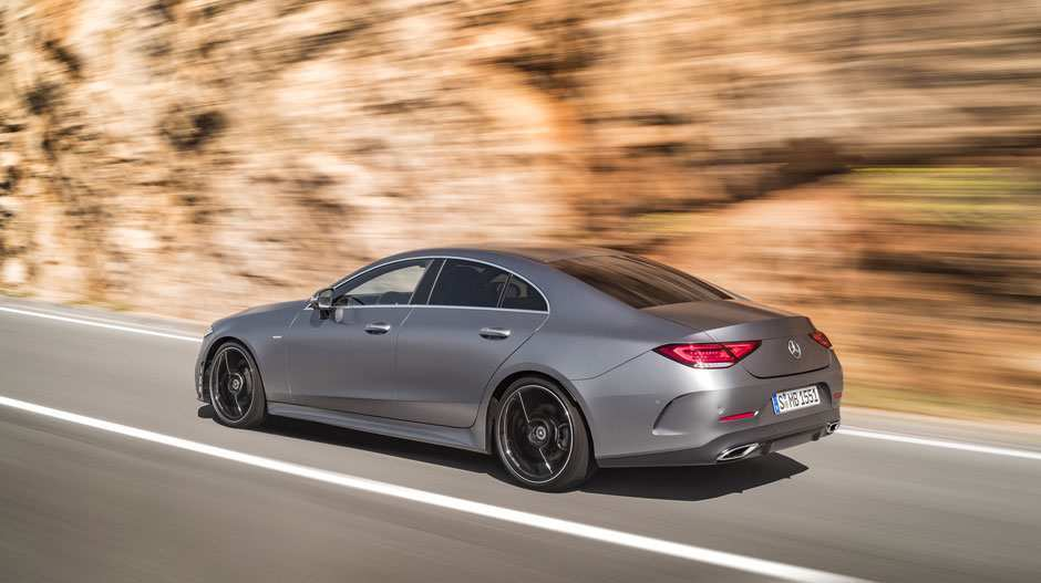 20 New 2019 Mercedes Cls Class Style