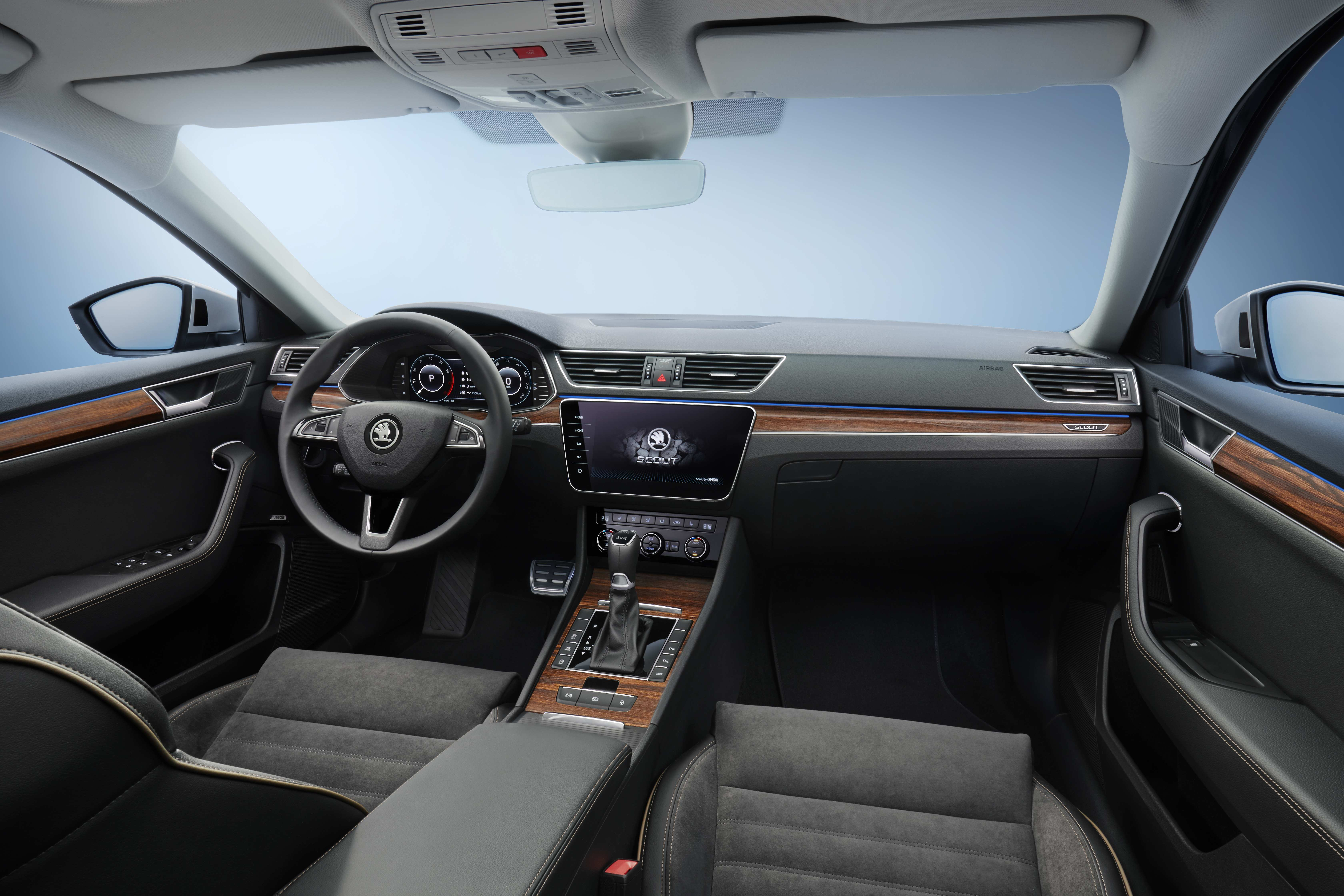 20 New 2019 New Skoda Superb Research New