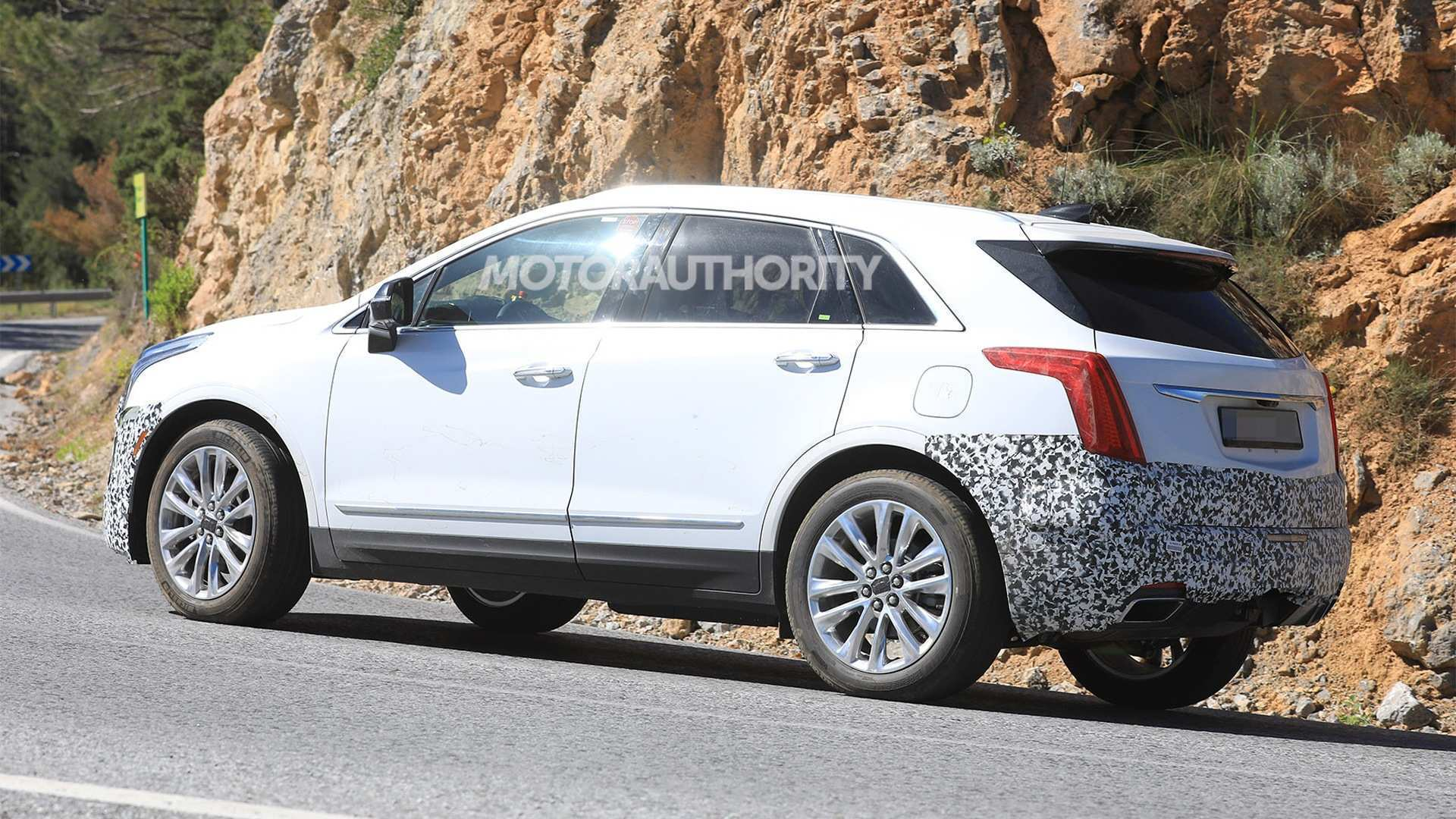 20 New 2019 Spy Shots Cadillac Xt5 Review