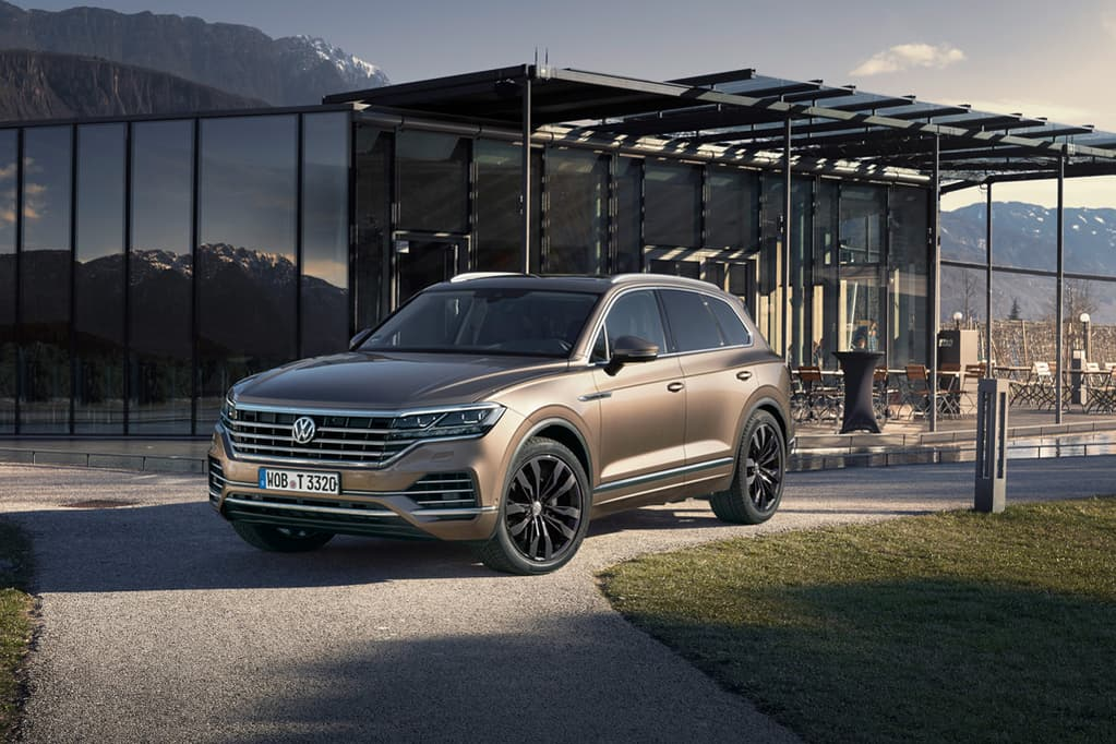 20 New 2019 Volkswagen Touareg Configurations