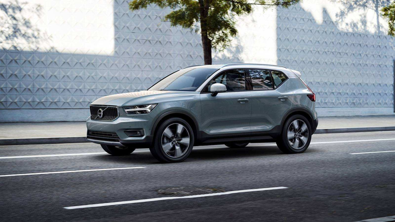 20 New 2019 Volvo Xc40 Length New Concept