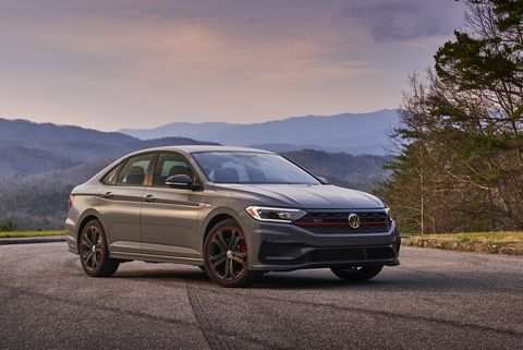 20 New 2019 Vw Jetta Gli Concept And Review