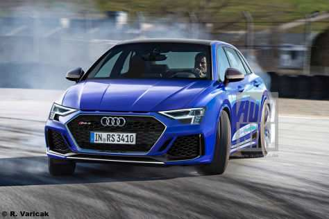 20 New 2020 Audi RS3 Speed Test
