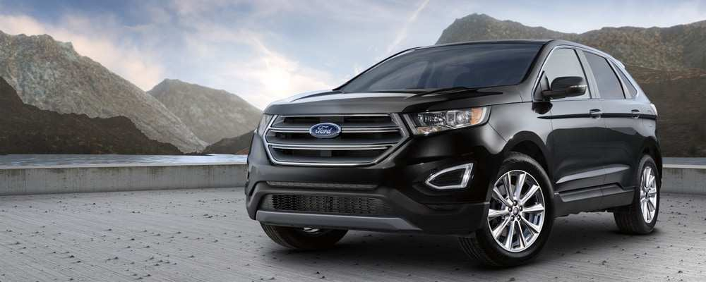 20 New 2020 Ford Edge New Design New Concept