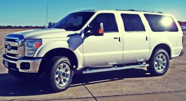 20 New 2020 Ford Excursion Specs