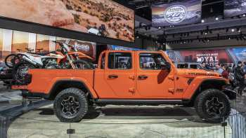 20 New 2020 Jeep Gladiator Dimensions New Concept