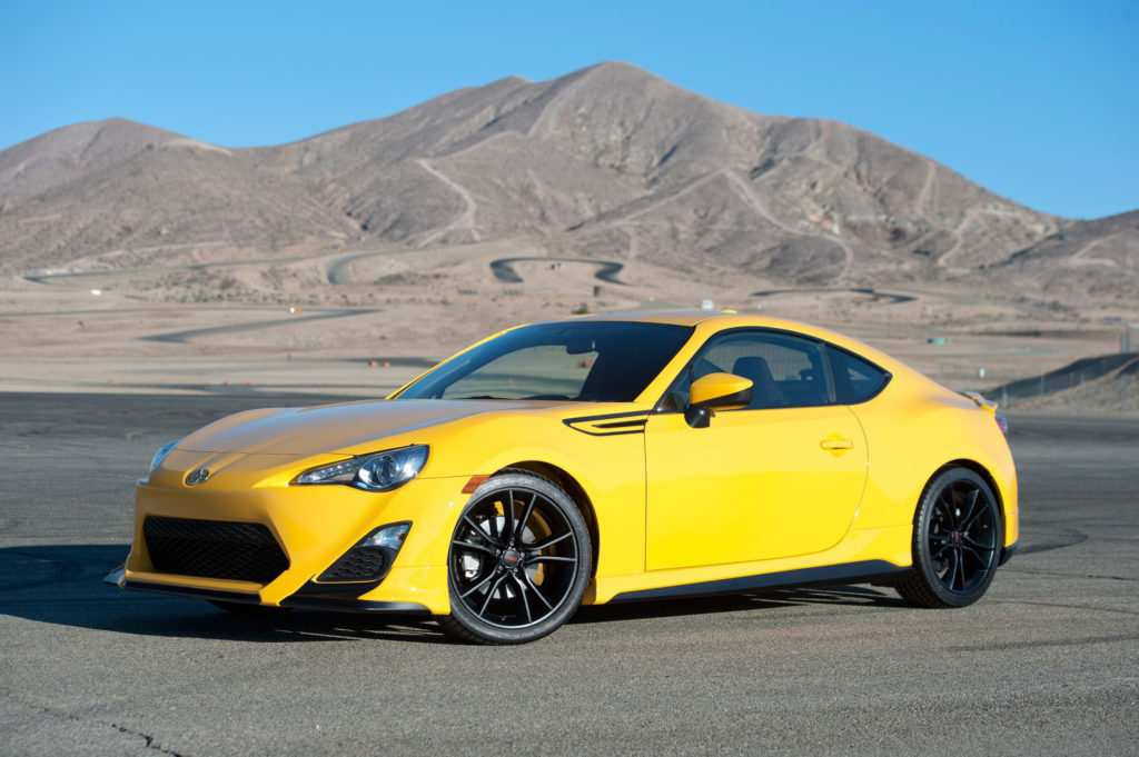 20 New 2020 Scion FR S Sedan Release