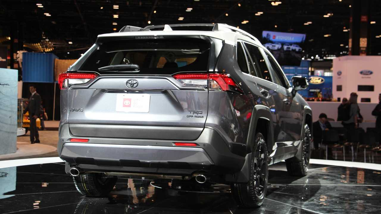 20 New 2020 Toyota RAV4 Review