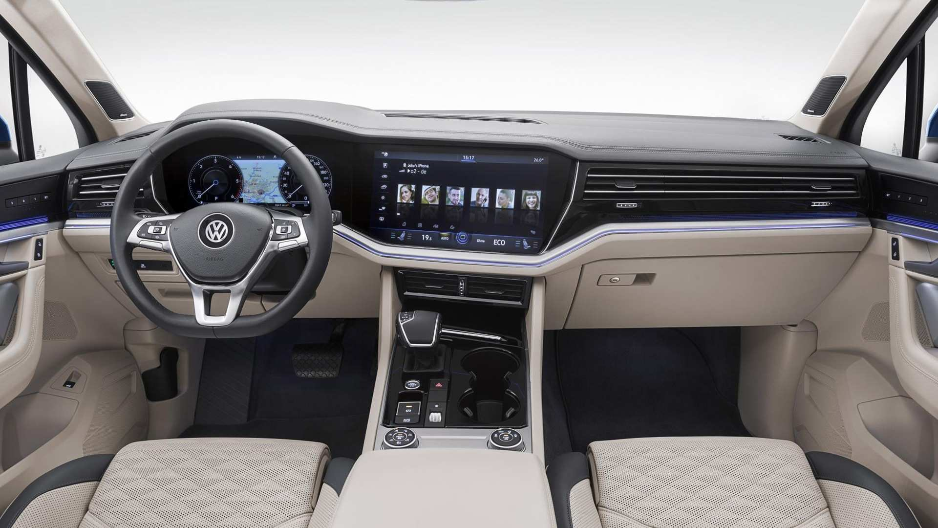 20 New 2020 Volkswagen Touareg Redesign And Concept