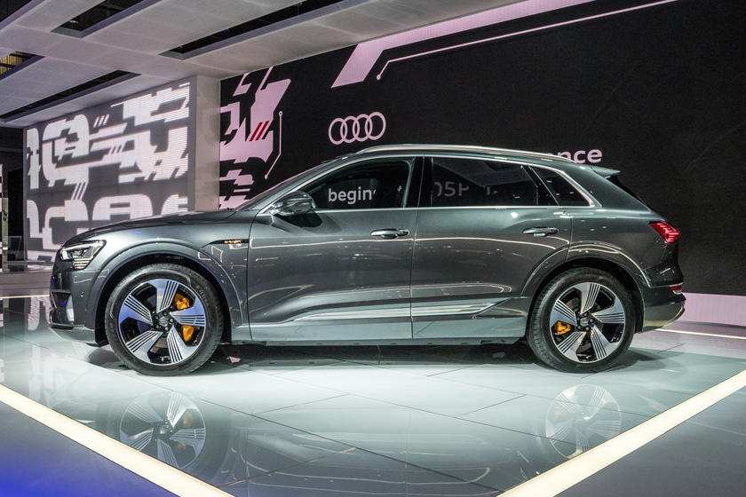 20 New Audi Electric Suv 2020 Price And Release Date