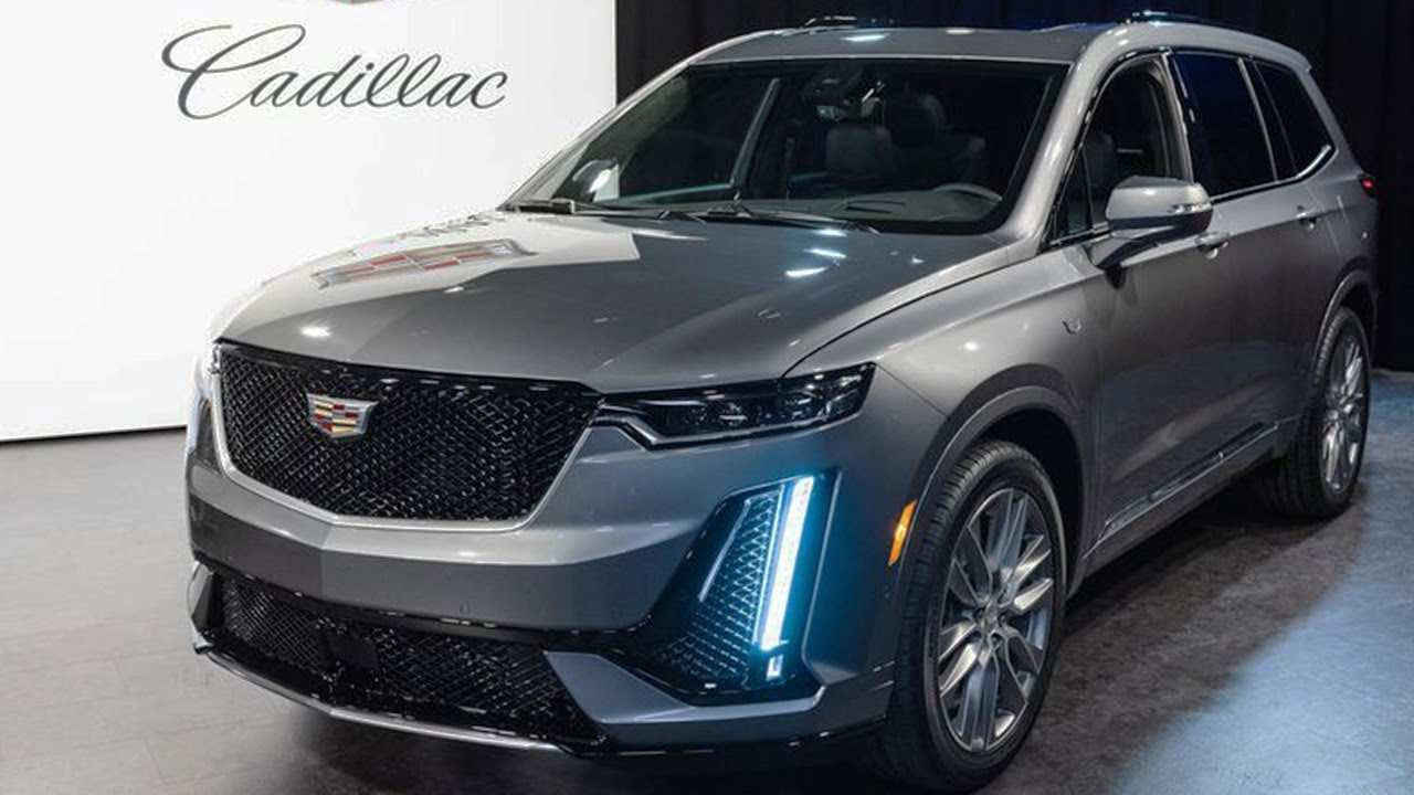20 New Cadillac Midsize Suv 2020 Research New